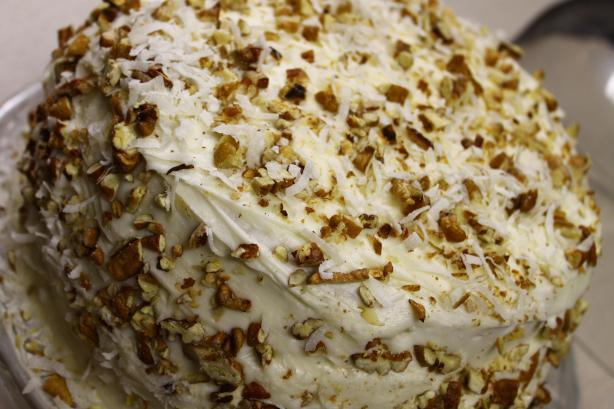 Soft As Silk Italian Cream Cake
