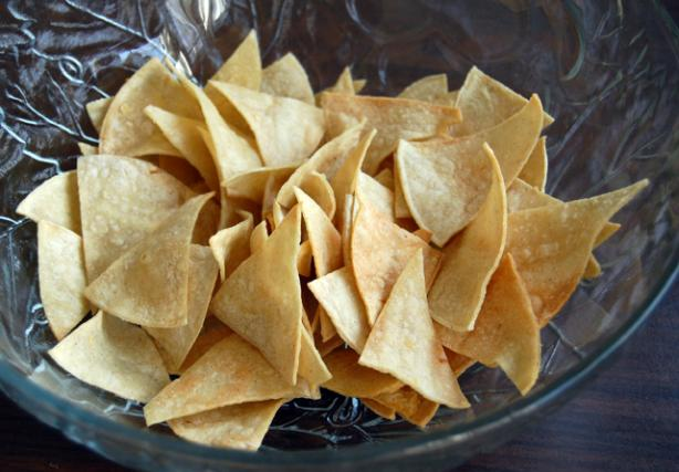 Homemade Tortilla Chips Recipe - Food.com