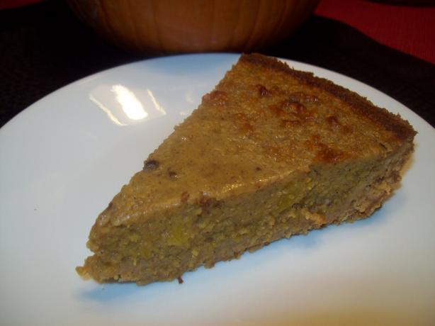 Healthy Pumpkin Pie. Photo by David04