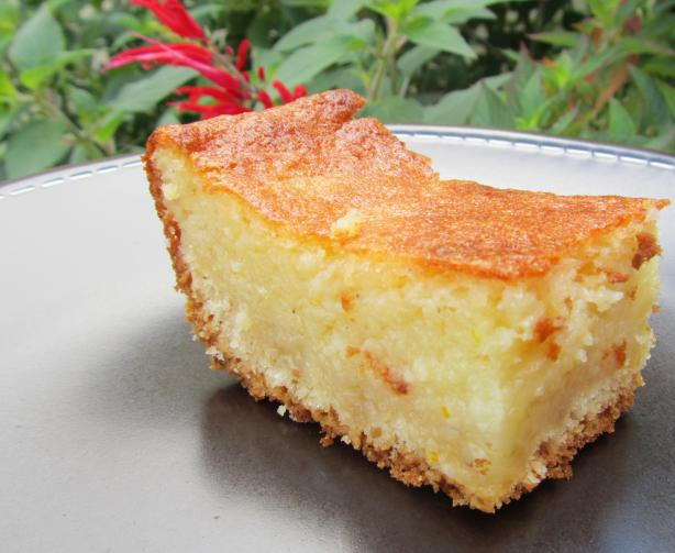 Sernik Polish Cheesecake Recipe Food Com