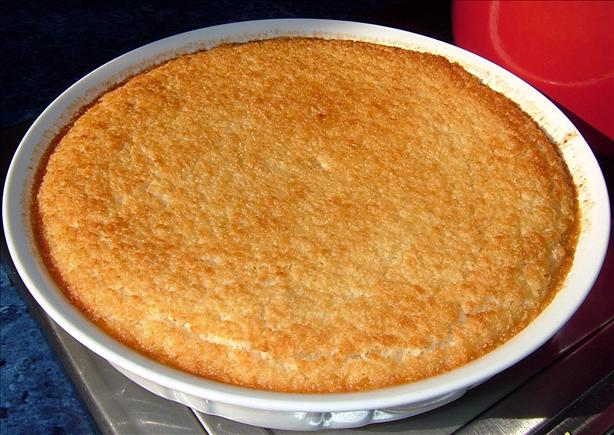 Coconut Custard Pie (Tammy's Blend Pie). Photo by PanNan