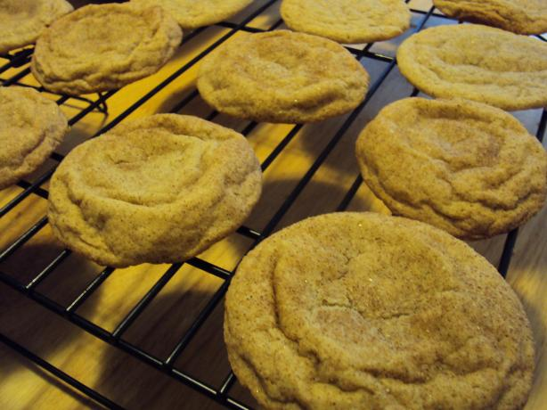 Maple Snickerdoodles. Photo by dicentra