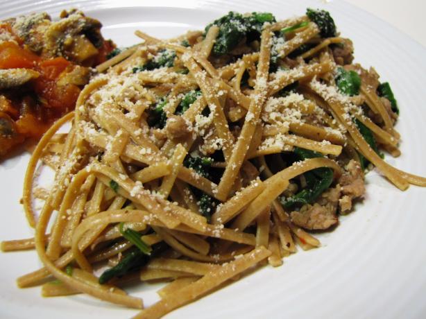 Pasta With Sausage And Kale Ww) Recipe - Food.com