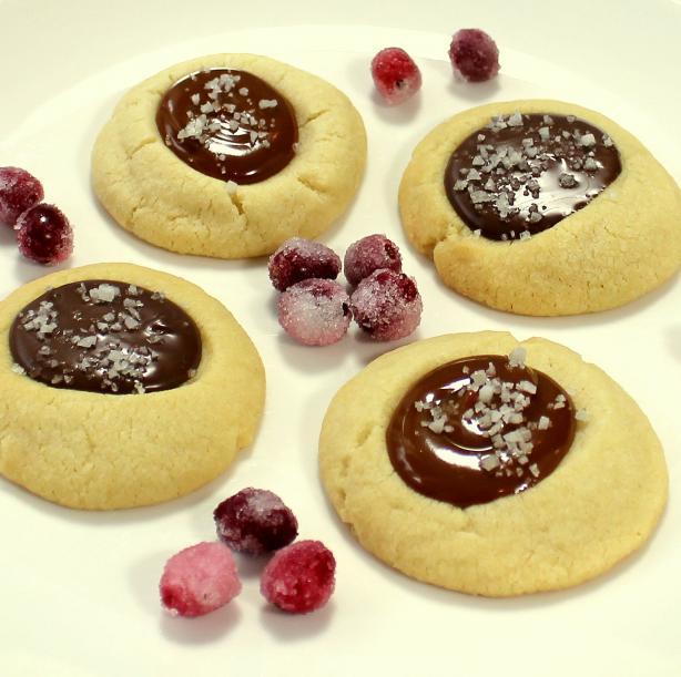 Dulce De Leche And Nutella Thumbprints Recipe - Food.com