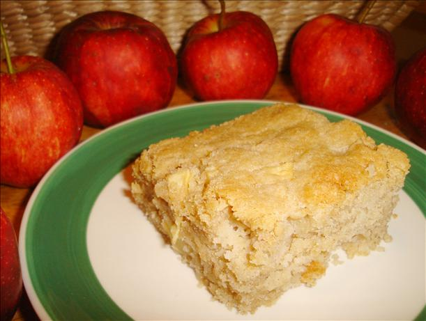 Mom's Fresh Apple Cake. Photo by CoffeeMom