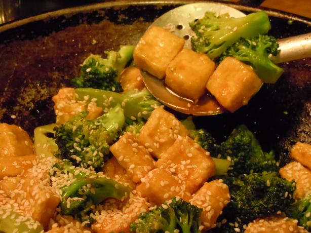 Better-Than-Takeout Sesame Tofu. Photo by sofie-a-toast