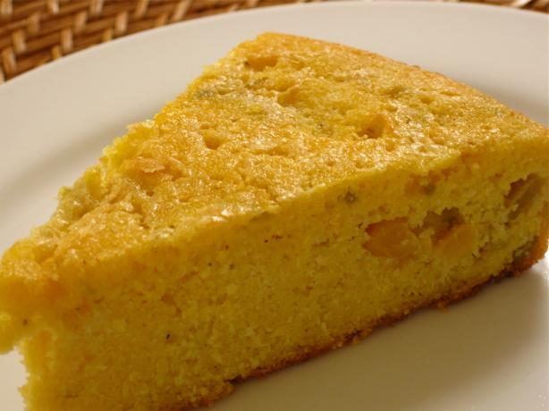 Mexican Fiesta Green Chile Cornbread Recipe - Food.com