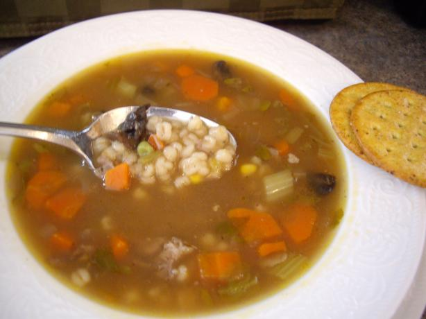 Beef Barley Soup In The Slow Cooker Recipe - Food.com