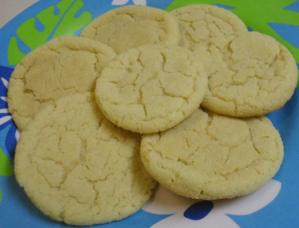 The Best Chewy Sugar Cookies. Photo by Air Force Mama