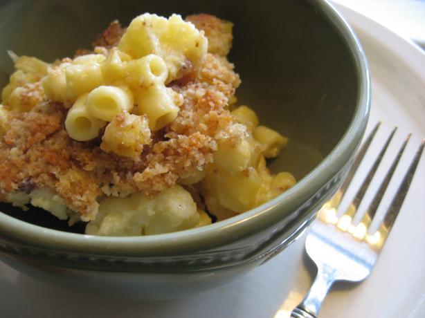 Best Ever Cauliflower Mac And Cheese Recipe