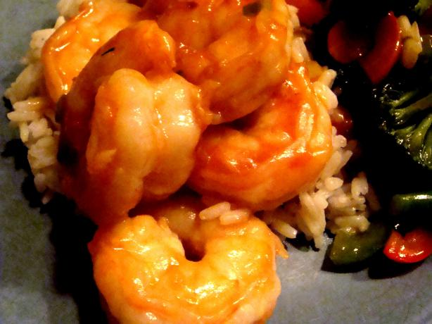 Easy Spicy Shrimp. Photo by Lvs2Cook