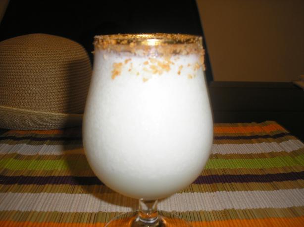 Coconut Margarita. Photo by Queen Dana