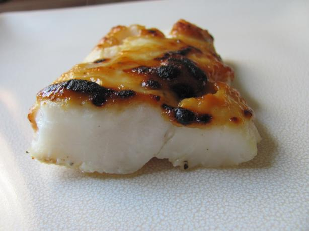 Miso-Glazed Cod. Photo by under12parsecs