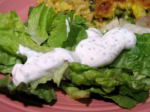 La Bou Creamy Dill Dressing Recipe - Food.com