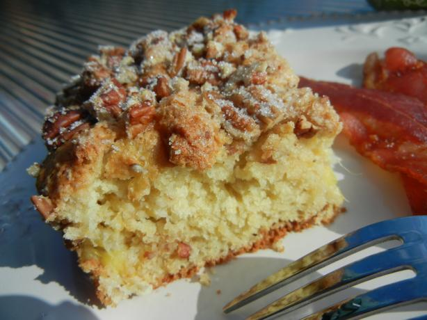 Pineapple Breakfast Cake Recipe — Dishmaps