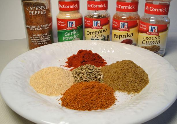 Chili powder recipe from cooklime ingredients easy recipe cuisine