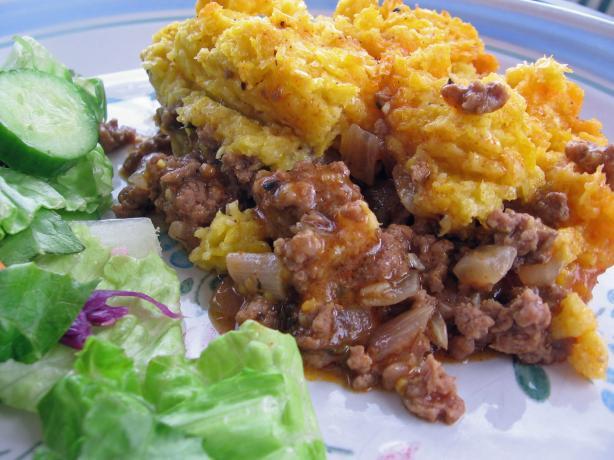 South American Chicken Casserole (Pastel Del Choclo) Recipe ...