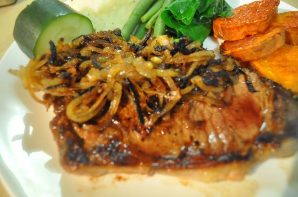 Carne Asada (Grilled Steak). Photo by I'mPat