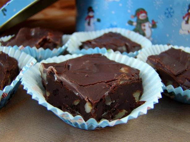 Hershey's Old Fashioned Rich Cocoa Fudge. Photo by Marg (CaymanDesigns ...