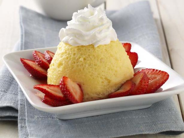 Easy Strawberry Shortcake. Photo by Reddi-wip® Recipes