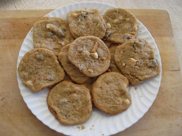 Vegan White Chocolate Chunk Macadamia Nut Cookies!!! Recipe - Food.com