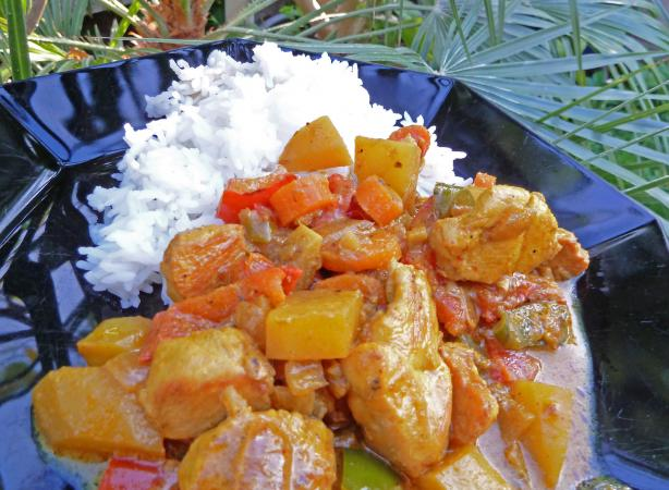 Micronesian Coconut Chicken Curry Recipe - Food.com