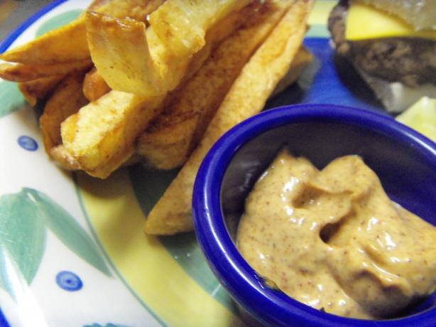 Spicy Mayo Dipping Sauce Recipe from Cooklime, ingredients, easy ...