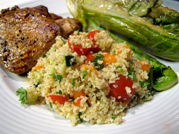 Bulgur Tabbouleh Salad Recipe - Food.com