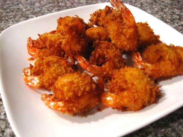 Coconut Shrimp With Spicy Tartar Sauce Dip. Photo by Papa D 1946-2012
