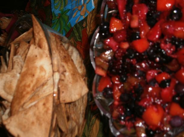 fruit salsa recipe fruit rice
