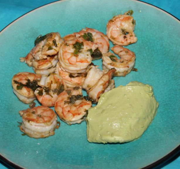Fresh Pea Risotto With Spicy Grilled Shrimp Recipes — Dishmaps