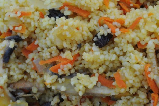 Algerian vegetable couscous recipe for Algerien cuisine