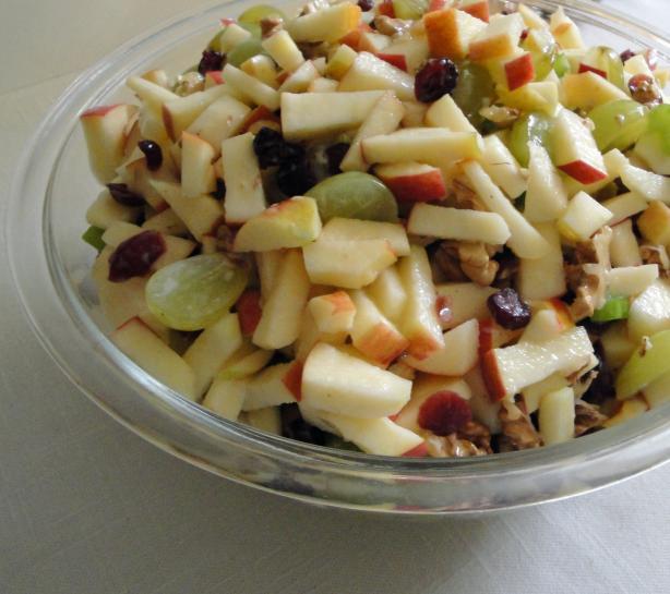 Cranberry Waldorf Salad Recipe - Food.com