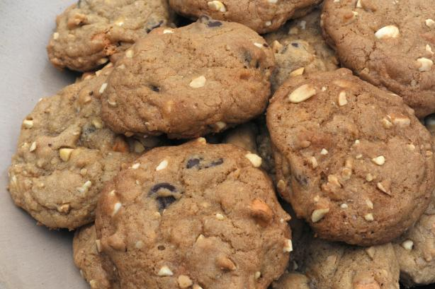 Sally ayottes south pole chocolate chip cookies antarctica for Antarctic cuisine