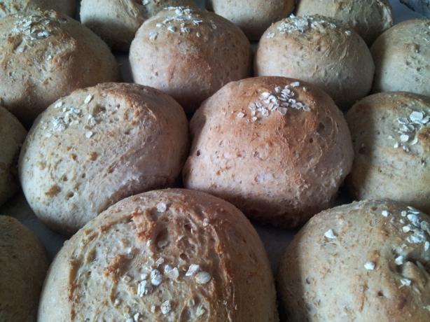 Honey Oatmeal Bread. Photo by dolcina