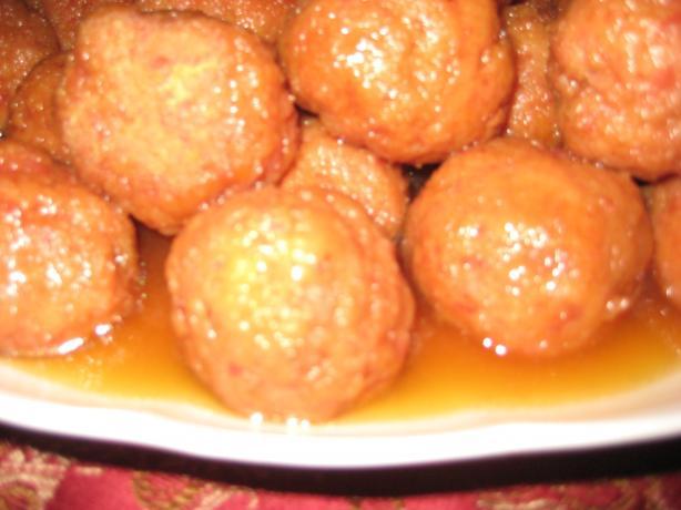 Sweet And Sour Ham Meatballs Recipe - Food.com