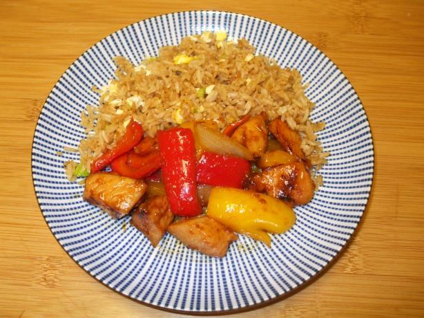 Ashleys Honey Chicken Stir-Fry Recipe - Food.com