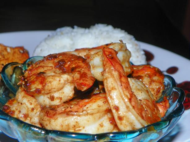 Mr Jim's Louisiana Barbecued Shrimp. Photo by Baby Kato