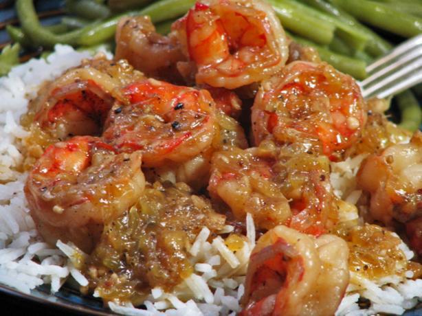 Pomegranate-Orange-Ginger Shrimp Recipes — Dishmaps
