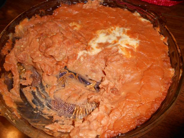 Refried Beans Recipe from Cooklime, ingredients, easy, recipe, cuisine ...