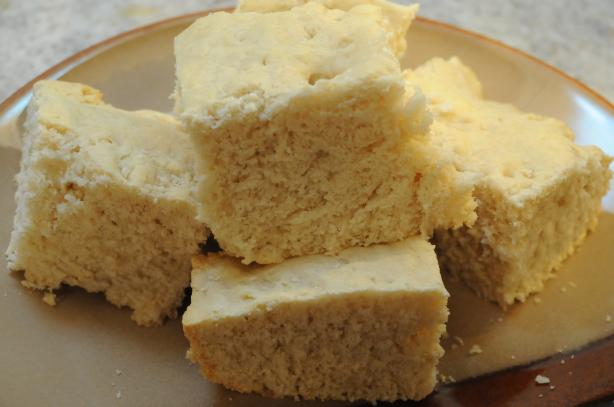 Johnny Cake Recipe Bahama