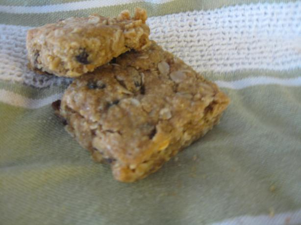 Gluten Free Chewy Playgroup Granola Bars. Photo by Chef #510081
