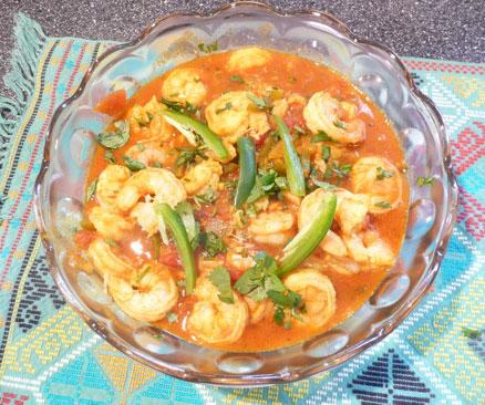 Shrimp Curry With Nigella And Coriander Recipes — Dishmaps