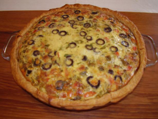 Download this Mexican Quiche Photo... picture
