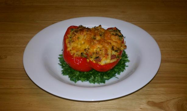 hash brown hot dish stuffed bell peppers recipe yummly hash brown hot ...