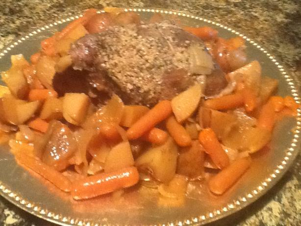 kellys bombdiggidy crock pot pork roast recipe food