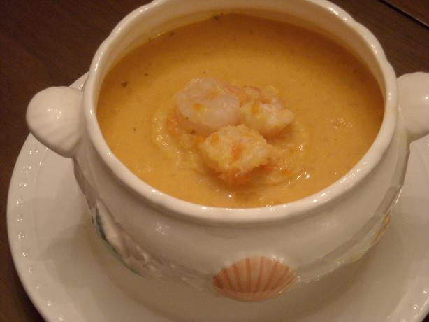Shrimp Bisque. Photo by mums the word