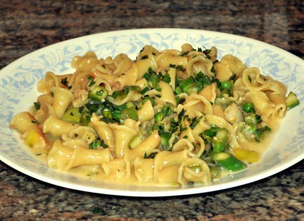 Spring Vegetable Pasta-Americas Test Kitchen Recipe - Food.com