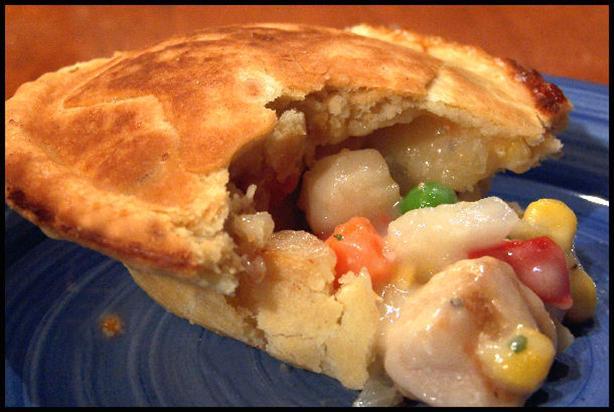 Deep-Dish Chicken Pot Pie. Photo by NcMysteryShopper