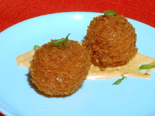 Ham And Manchego Croquetas With Smoked Paprika Aioli Recipe - Food.com
